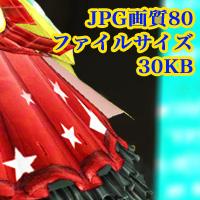 JPG(80)形式ファイル